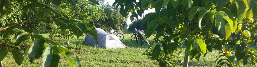 Eco camping in the heart of Croatia