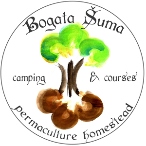 Bogata Suma, Rich forest - permaculture farm in Croatia