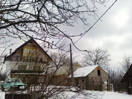 Winter at Bogata Suma